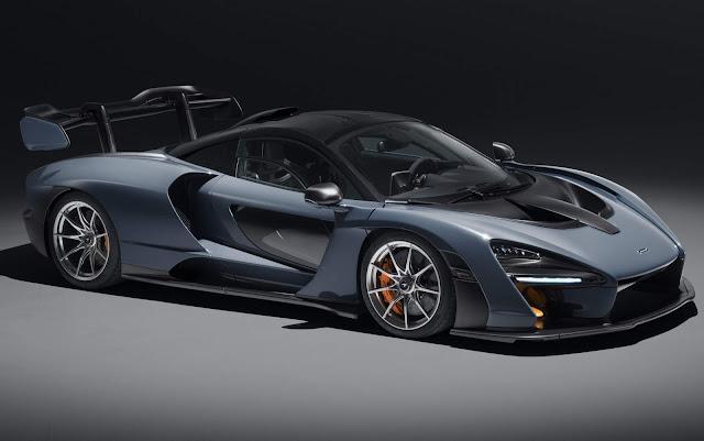 McLaren Senna: duas unidades vendidas por R$ 8 milhões