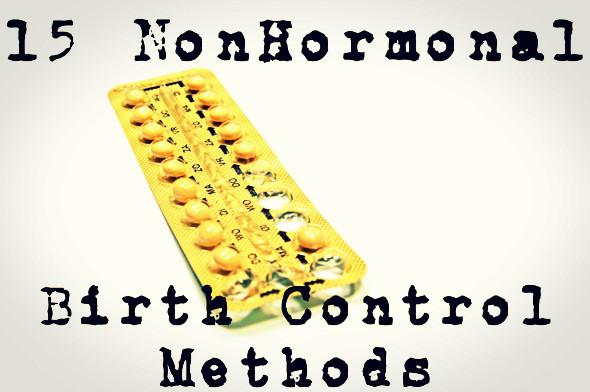15 Non Hormonal Birth Control Methods