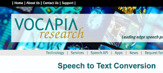 VoxSigma Speech to Text