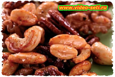 How To Make Spiced Mixed Nuts