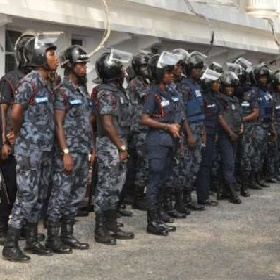 Ghana Police Service Recruitment - 2017