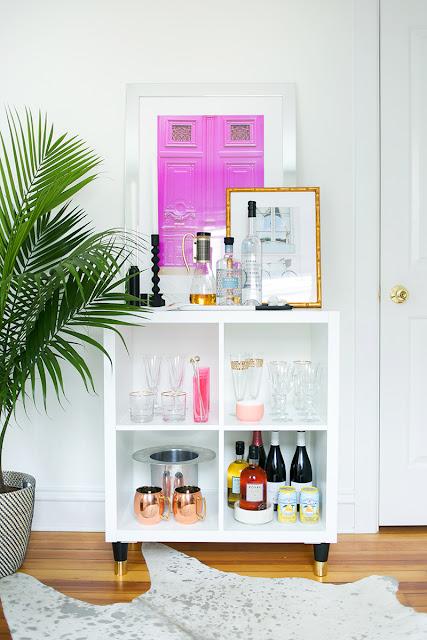 All Ikea Kallax Bar