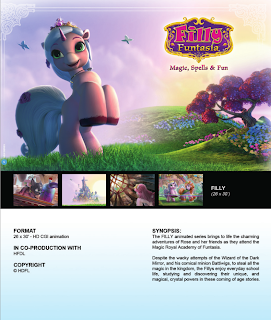 Official Filly Funtasia concept art taken from a BRB Internacional catalogue