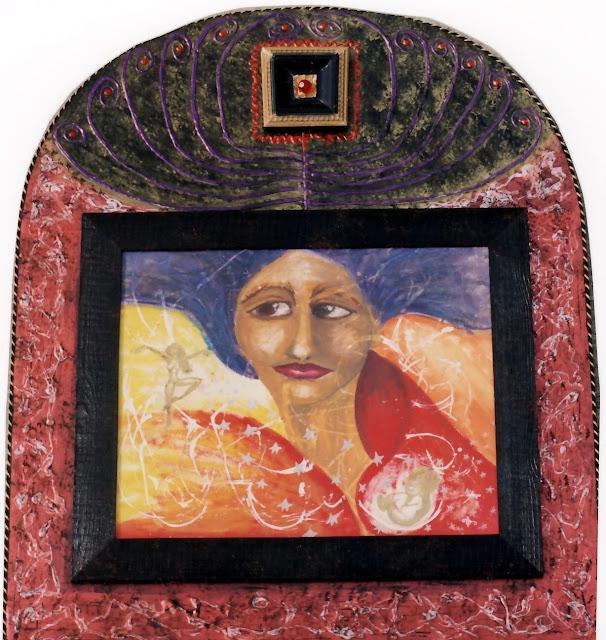 1997 Minaz Jantz,  'Goddess of Wisdom',