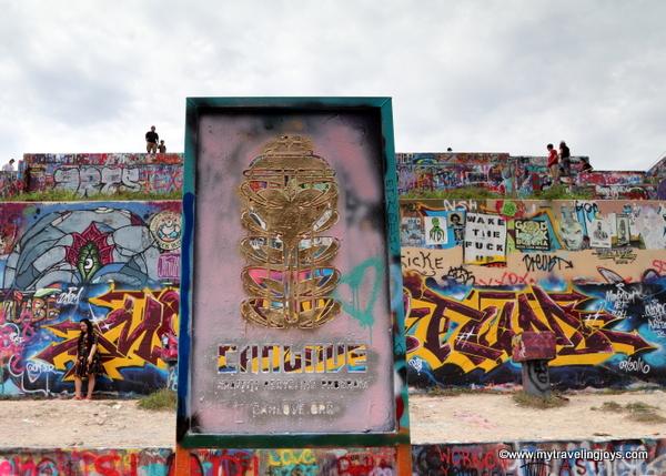 Touring Austin S Street Art My Traveling Joys