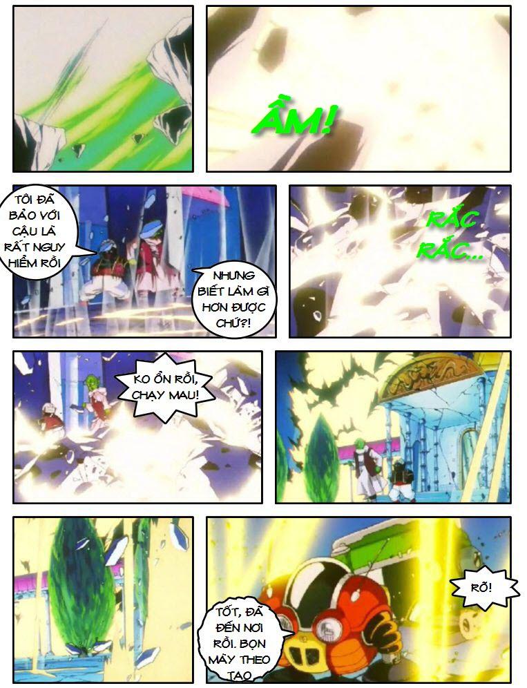 Dragon Ball GT chap 1 - Trang 11