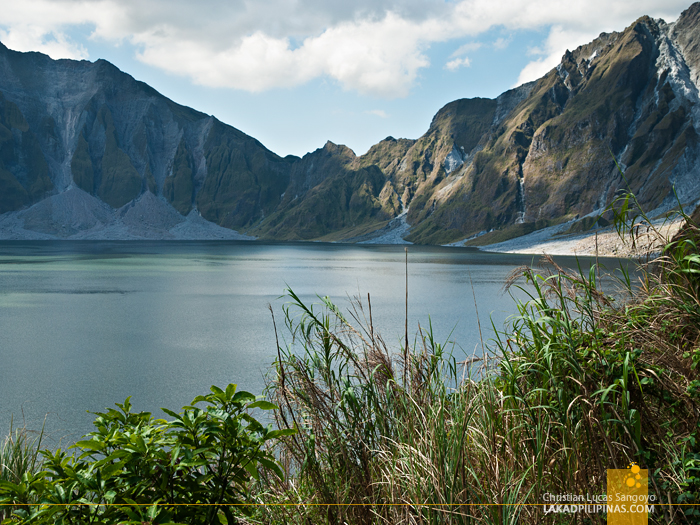 Mt. Pinatubo Crater Lake