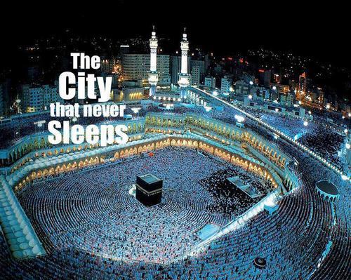Clock Tower 3d Live Wallpaper Makkah A City That Never Sleeps Islamic Wallpapers