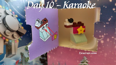 Lego friends Advent calendars 2017 day 10