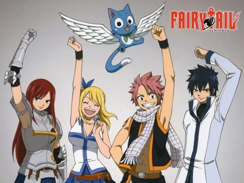 Fillers de Fairy Tail