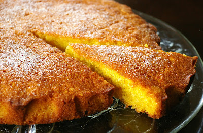 ciasto z polenty