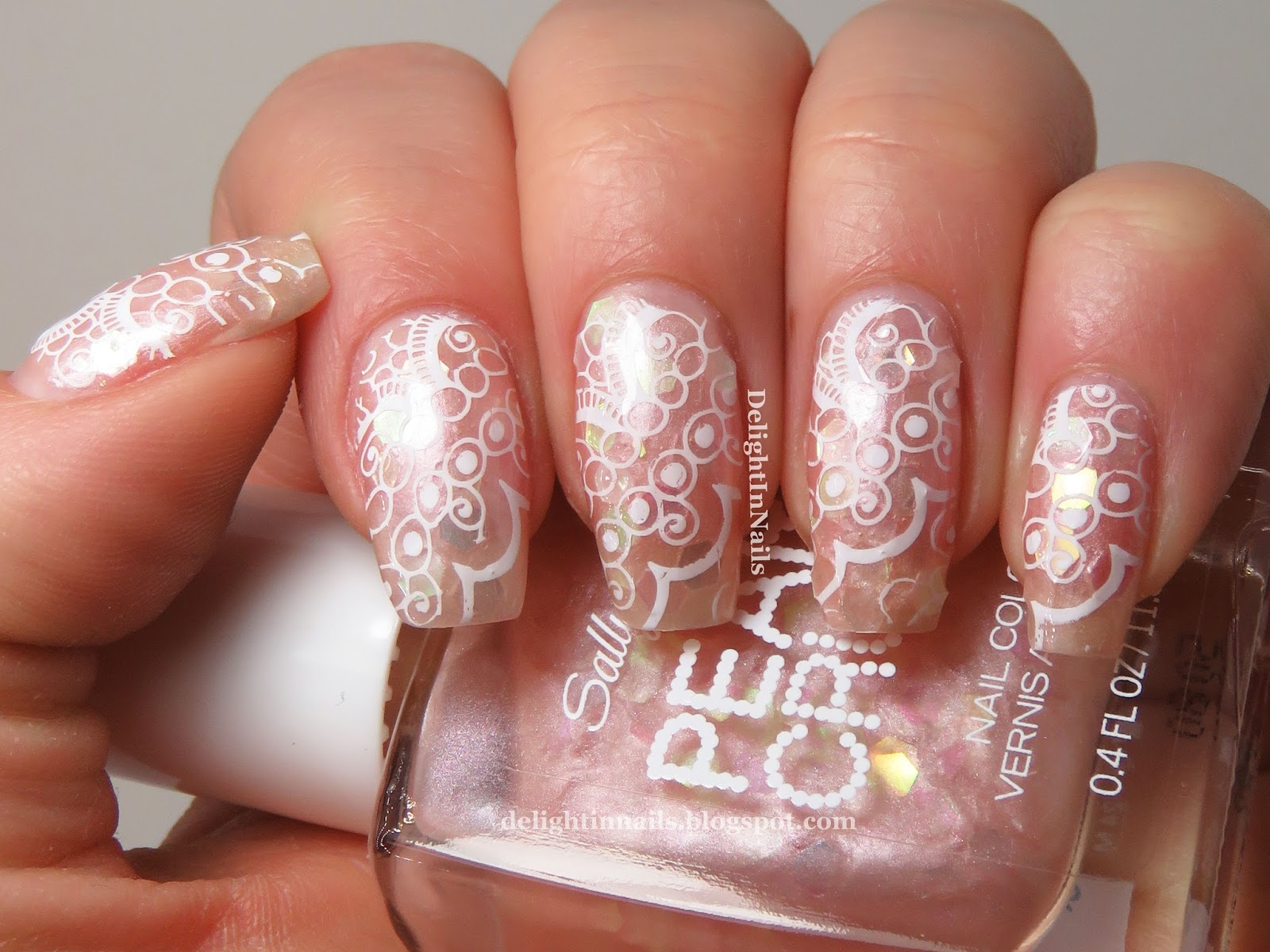 Delight In Nails 40 Great Nail Art Ideas Weddings
