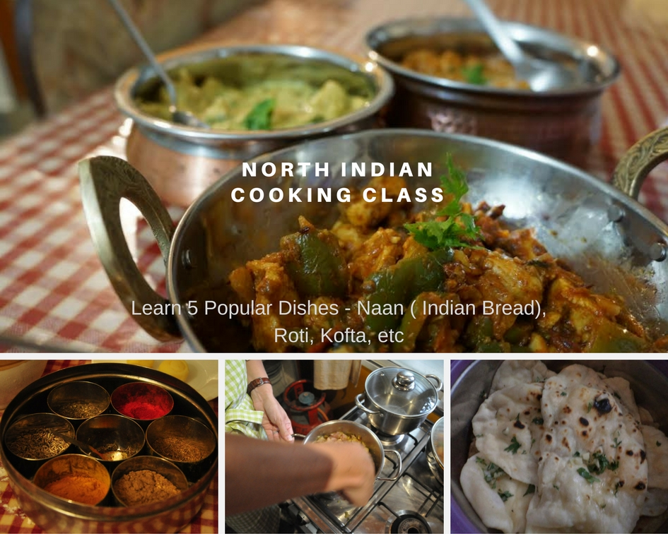 Foodie delights bangalore life n spice indian cookery classes north indian dishes veg and non veg forumfinder Choice Image
