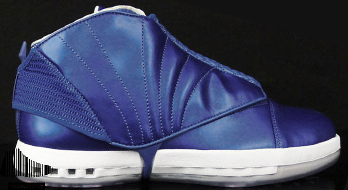 d06284f23a91b3 ... french blue. c44c8 515e0  promo code for trophy room is releasing an  exclusive air jordan 16 retro in october aeb22