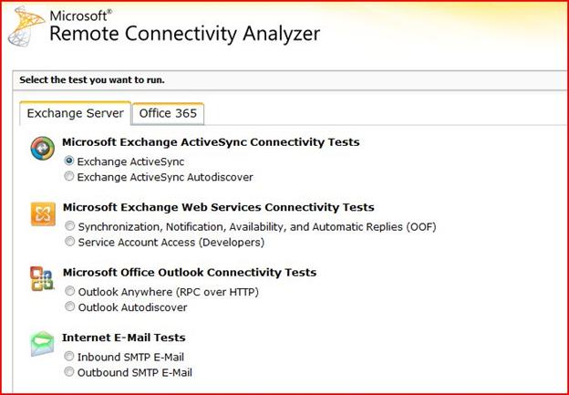 Fix Exchange Autodiscover Error 600 - Invalid Request
