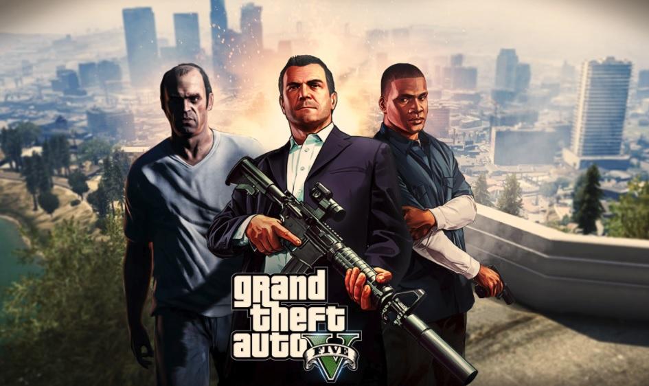 Games The Shop Trade-In Begins for GTA V