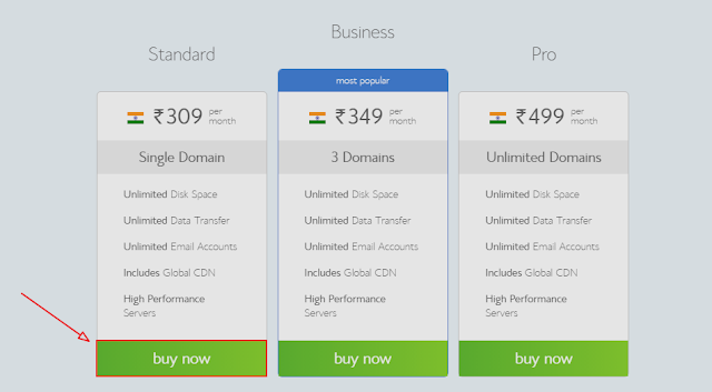 Bluehost India Coupon