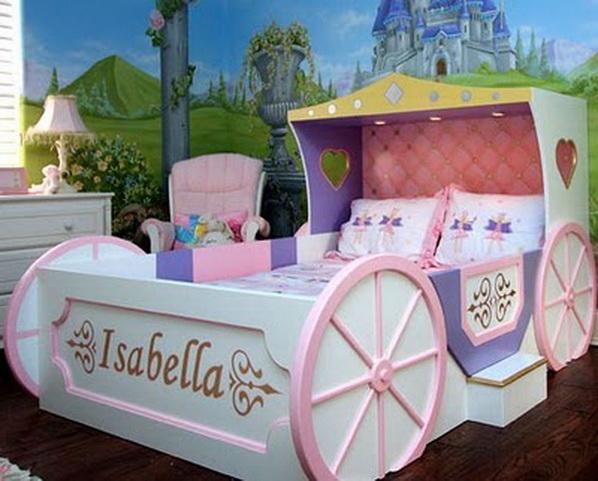 Εκπληκτικά σχέδια κρεβατιού για παιδικά δωμάτια - Σπίτι και κήπος ... 235a0c411c0