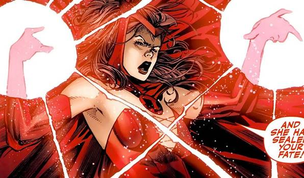 Kelemahan Scarlet Witch fakta asal usul