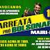 Carreata pró-Bolsonaro será realizada em Mairi