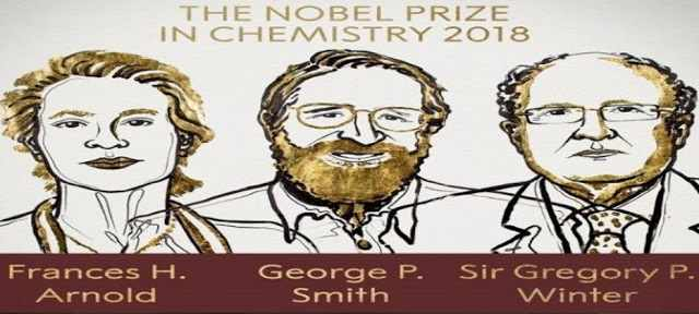 Chemistry nobel prize winners