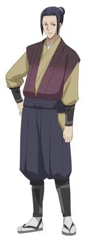 Junya Enoki como Takigawa Kazumasu