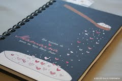 LIBRO DE RECETAS / RECIPE JOURNAL