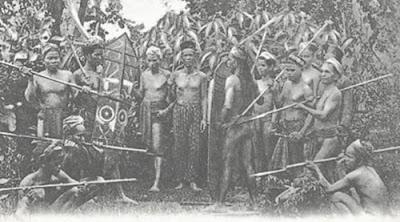 Penjajah Belanda Sangat Takut Dengan Pasukan Hantu Kalimantan
