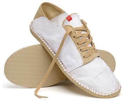 Havaianas Alpargatas Origine Sneakers III masculinas branco