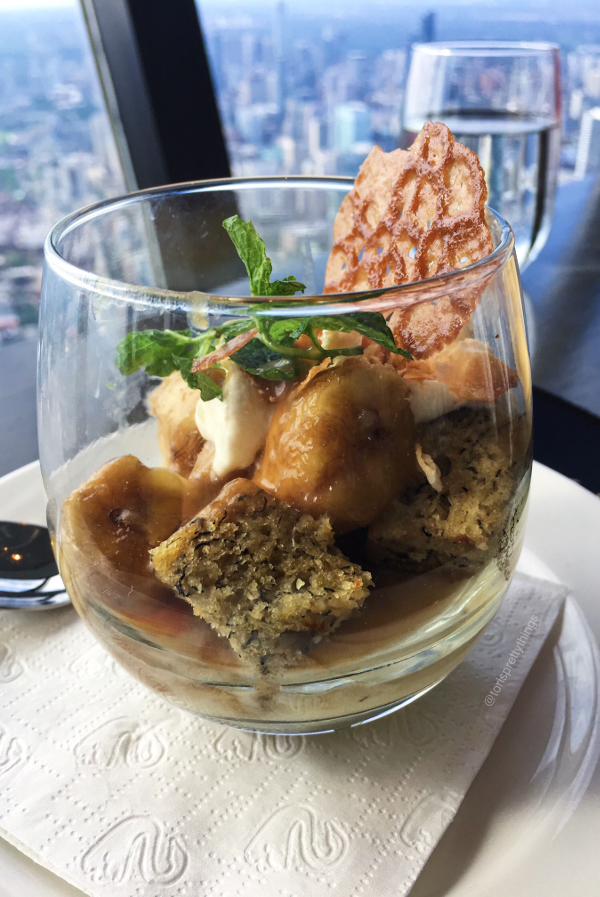 360 Restaurant at the CN Tower Review - Tori's Pretty Noms - Tori's Pretty Things Blog