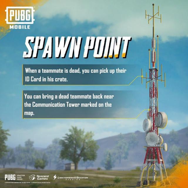 Pubg Mobile'de Yük modu nasıl oynanır?