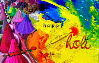 Happy Holi Cards 2017.