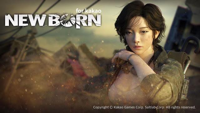 NewBorn: novo jogo de tiro e RPG da Kakao Games