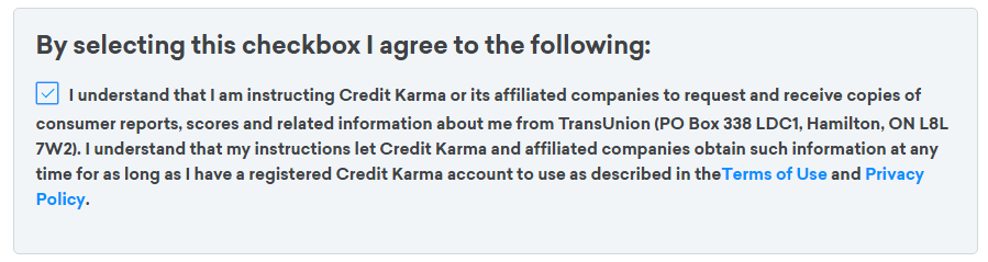 does checking your credit score on credit karma hurt you