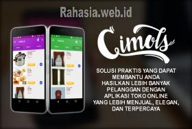 aplikasi toko online