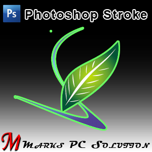 How to Apply Stroke in Photoshop