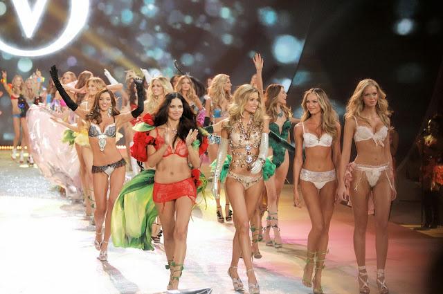 Victoria's Secret American lingerie