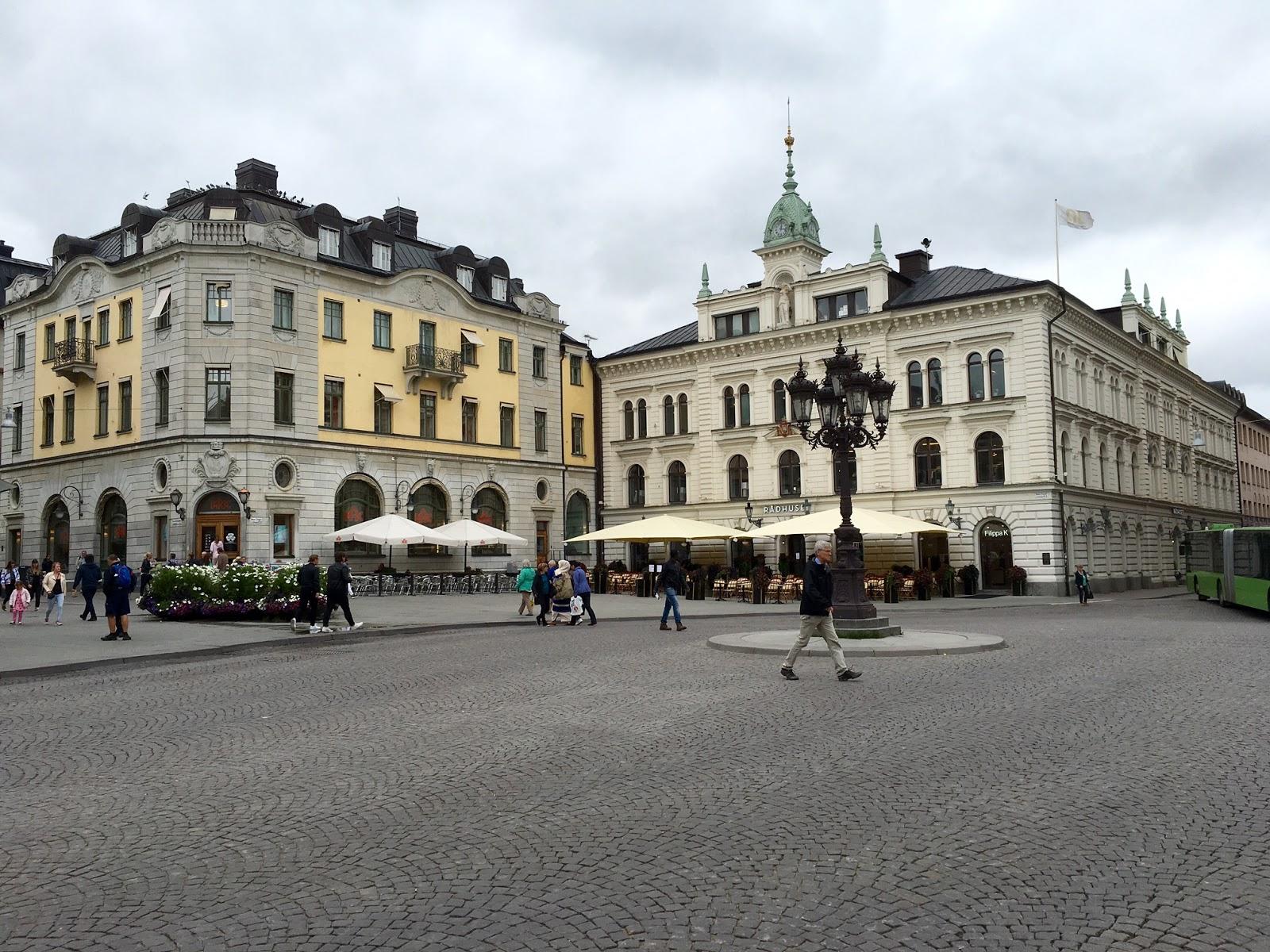 Car Park In Stockholm