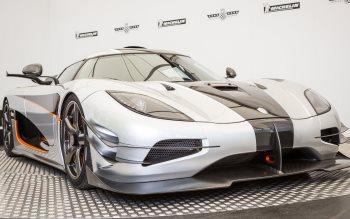 Wallpaper: Koenigsegg One:1