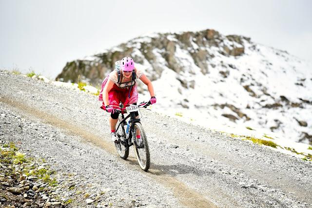 Ischgl mit dem Mountainbike