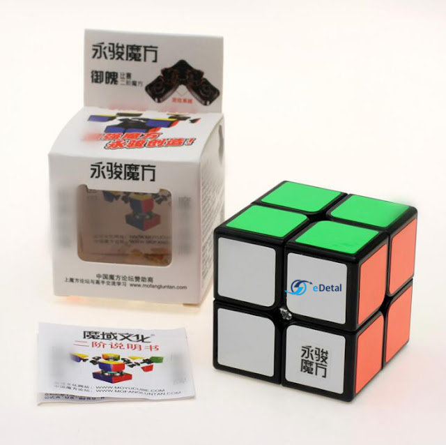Kostka Rubika YJ YuPo 2x2x2