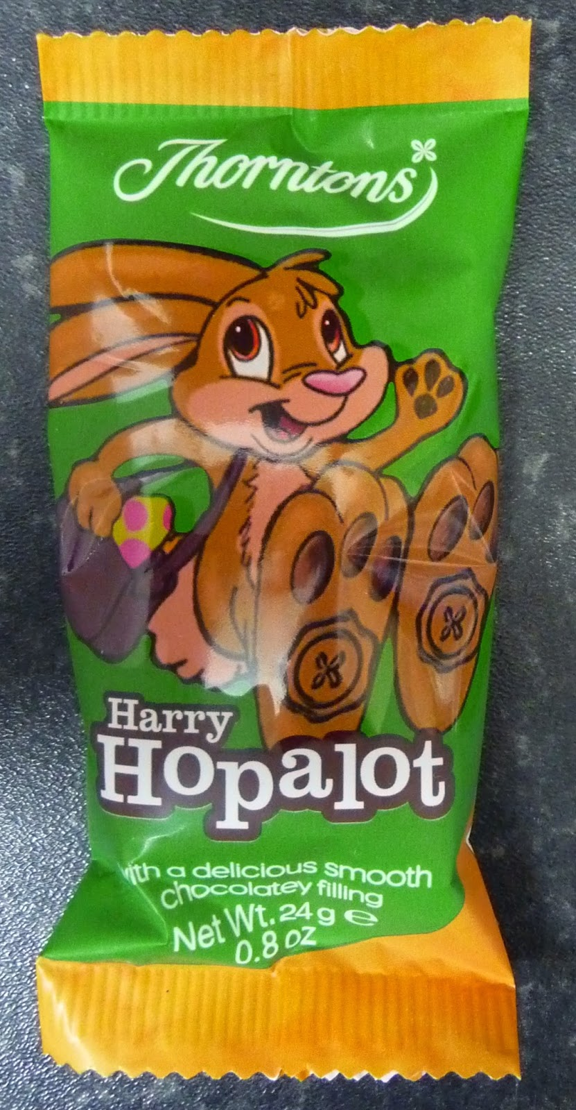 Something To Look Forward To Thorntons Harry Hopalot