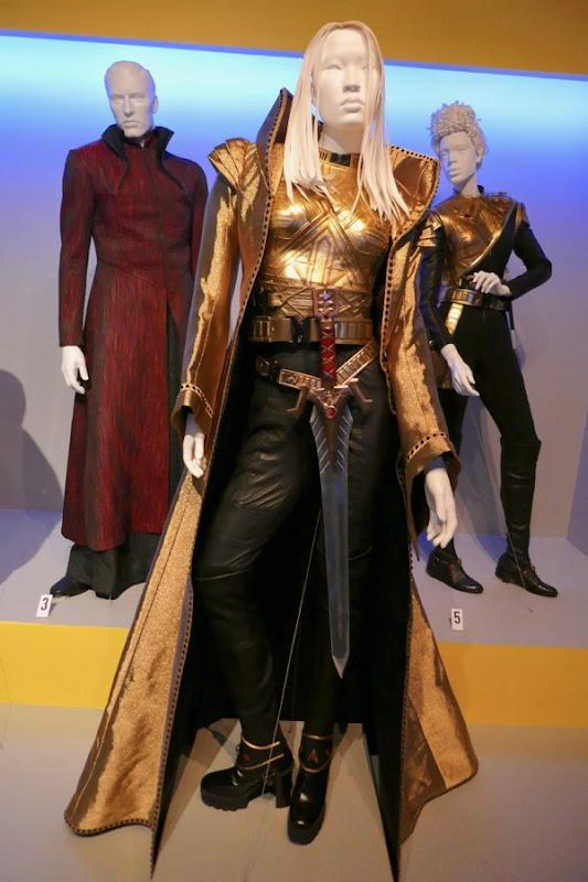 Michelle Yeoh Star Trek Discovery Emperor Georgiou costume