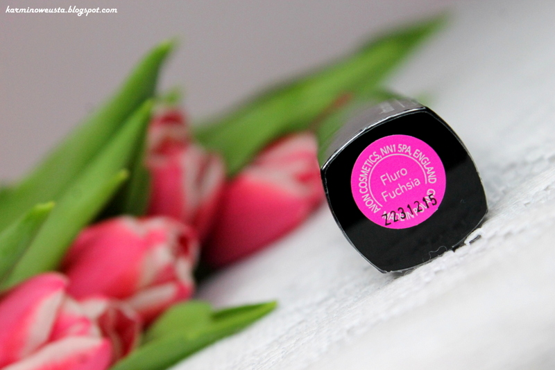 Avon Ultra Colour Fluoro Fuchsia
