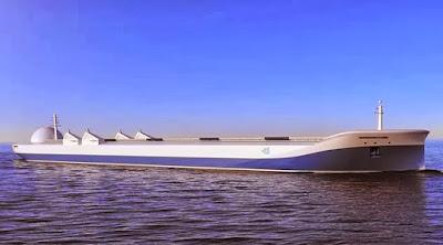 Rolls Royce Rancang Untuk Bina Armada Kapal Kargo Tanpa Pemandu