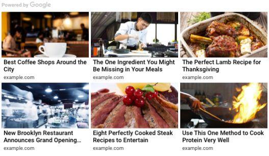 Iklan Adsense Matched Content (Konten yang Sesuai)