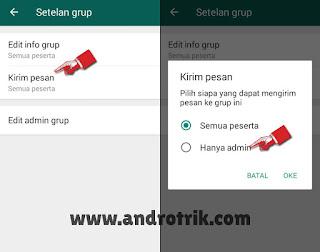 Cara Membatasi Percakapan Tidak Penting Grup WhatsApp
