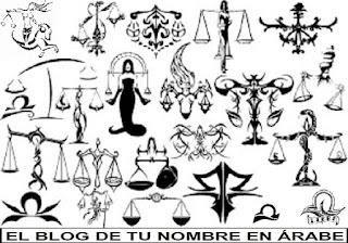 Horoscopos para tatuajes libra