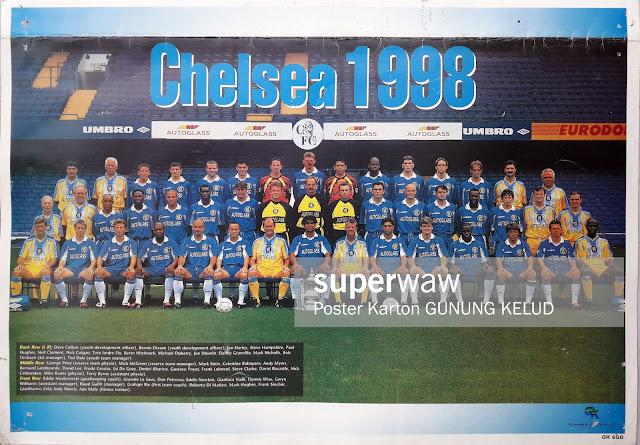 TEAM CHELSEA 1998