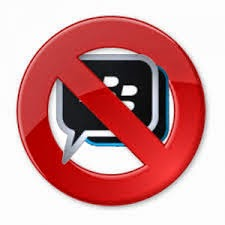 Cara blokir nomor HP tertentu di Blackberry.